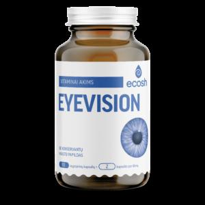 Eyevision, 90 kapsulių